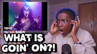 Rap Fan Listens To KISS - I Love It Loud (REACTION!!)