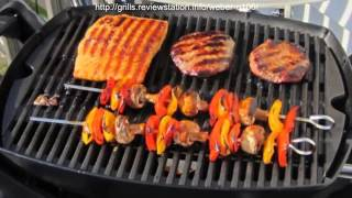 Weber Q100 Gas Grill Review
