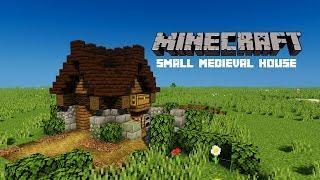 minecraft medieval build courtyard