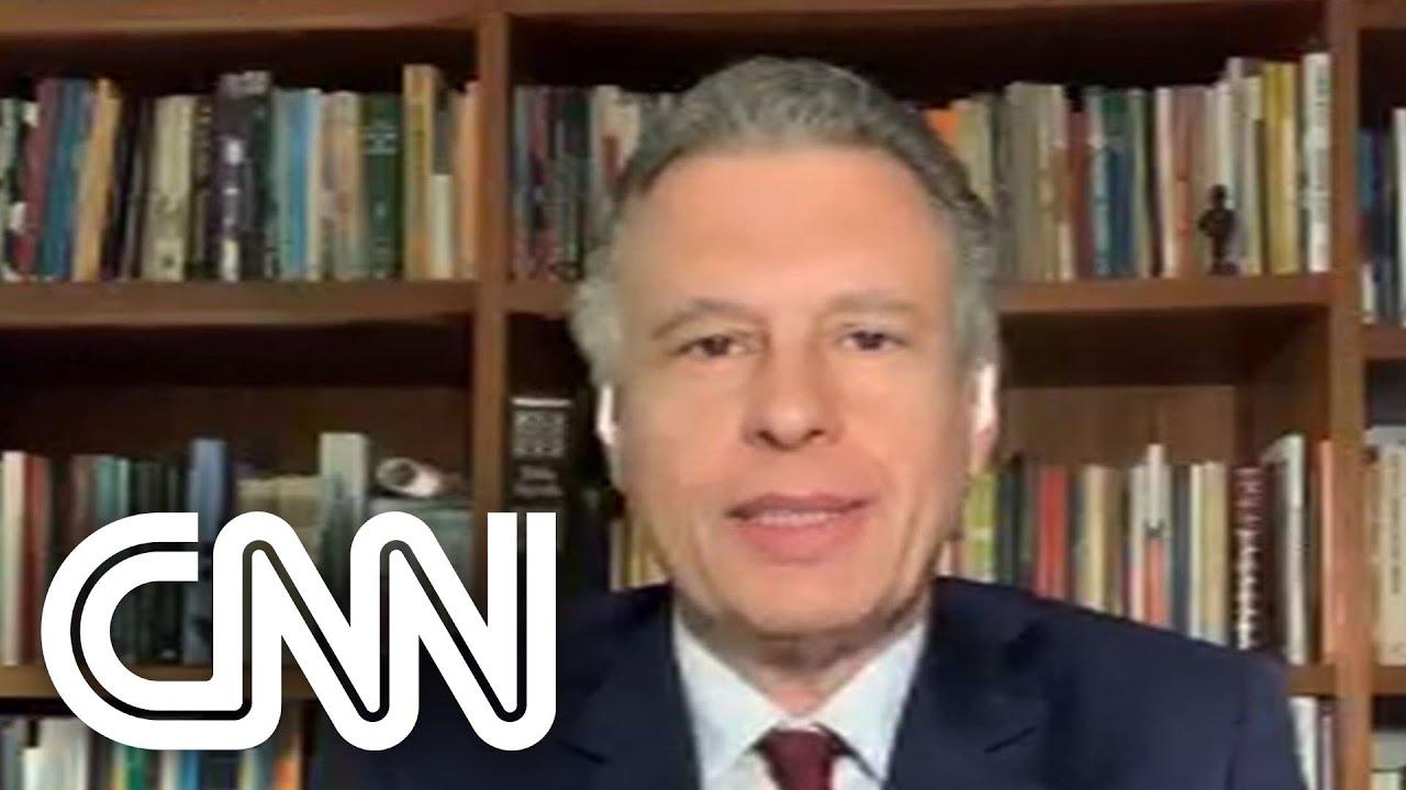 Notícias - Reunião entre Bolsonaro e Moro - Fernando Molica - online