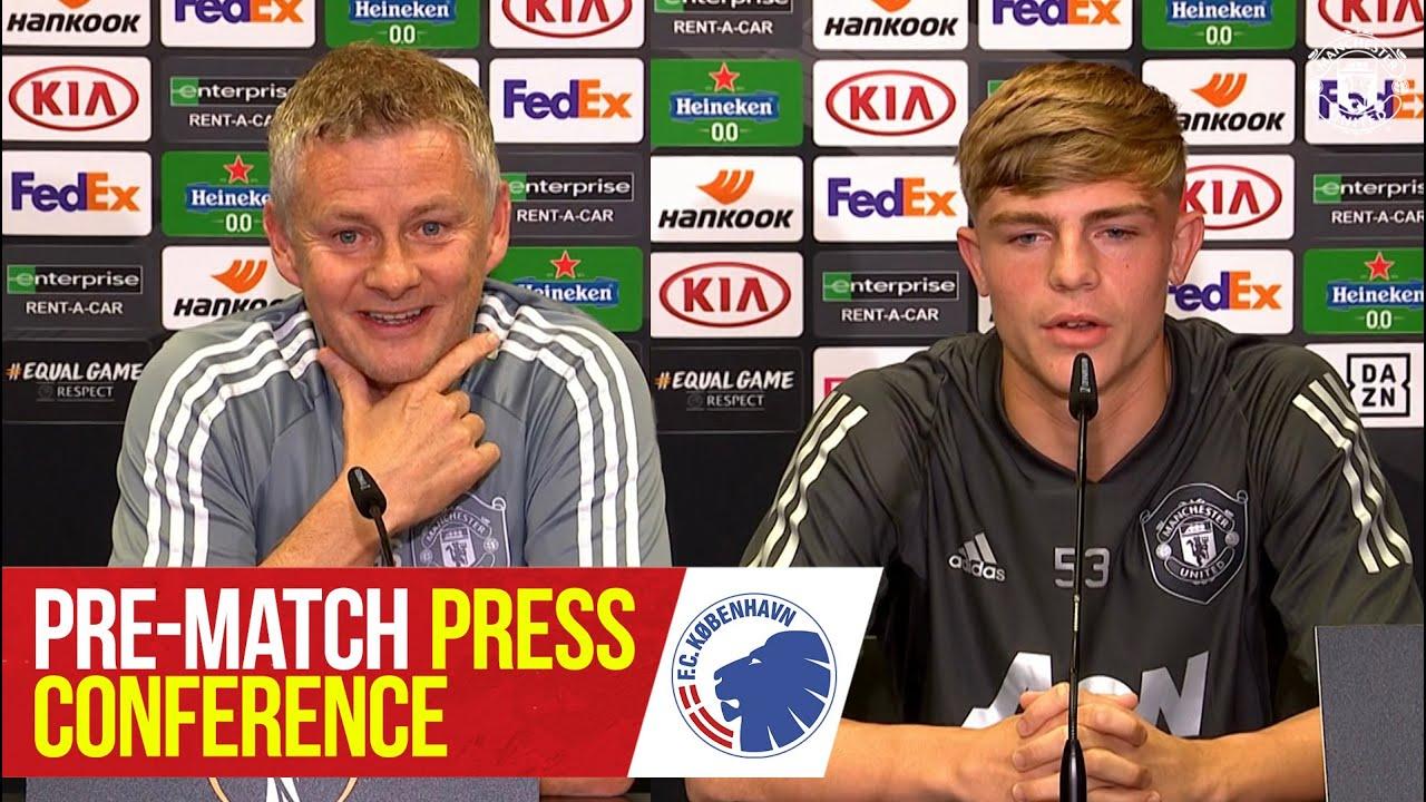 Pre-Match Press Conference | Manchester United v FC Copenhagen | UEFA Europa League