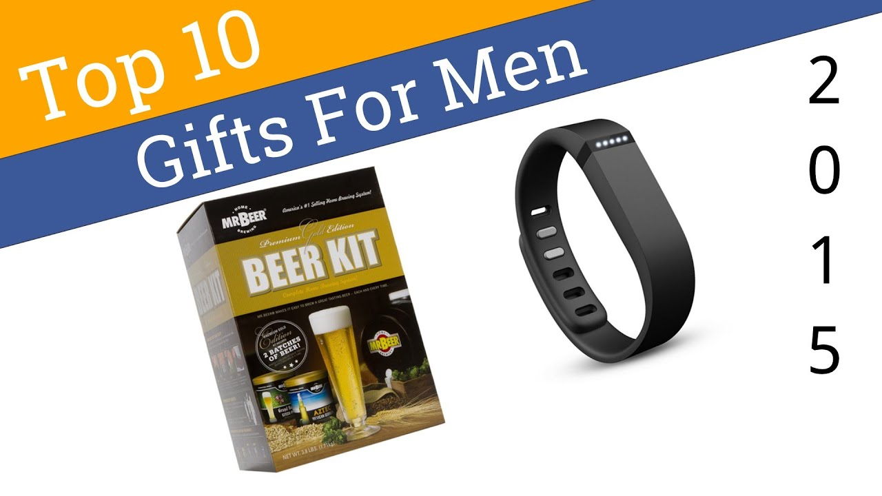 10 best gifts for men 2015 youtube