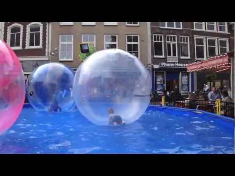 Edible Water Balls Liquid Polymer Balls Part 1 Funnydog Tv