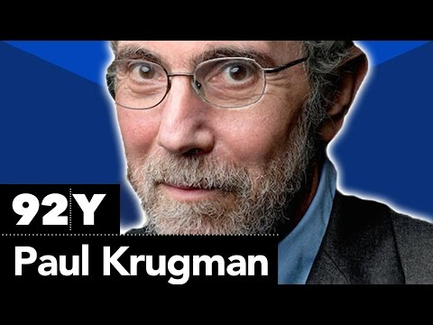 Paul Krugman with Gillian Tett: The State of the Economy