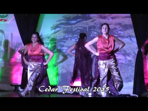 Cedar Festival Halifax 2015 - Canadian Lebanon Society Dancers