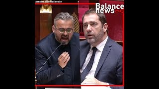 La RAGE d'Alexis Corbière sur Christophe Castaner ! 😠❗