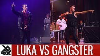 Video LUKA & SLIZZER vs GANGSTER & KENNY URBAN | Dance Battle To The Beatbox 2017 | TOP 8 | WBC X FPDC download MP3, 3GP, MP4, WEBM, AVI, FLV Oktober 2017