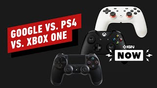 Google Claims Stadia More Powerful Than PS4, Xbox One X Combined - IGN Now