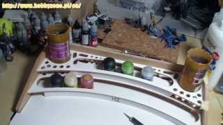 Kenboxing! HobbyZone Paint Station & Paint Stand! (unboxing)