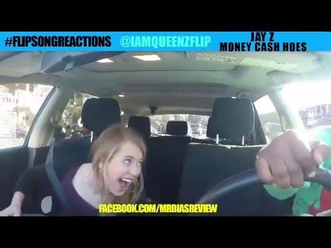 flipsongreactions #24 JAY Z - MONEY CASH HOES
