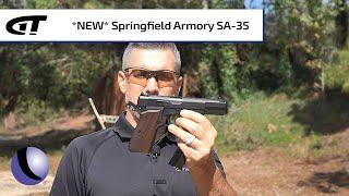 *NEW* SA-35 9mm fŗom Springfield Armory | Guns & Gear First Look