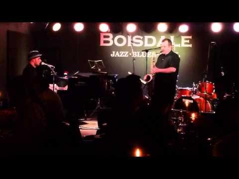 Jordan Marsh & Roberto @ The Boisdale Canary Wharf
