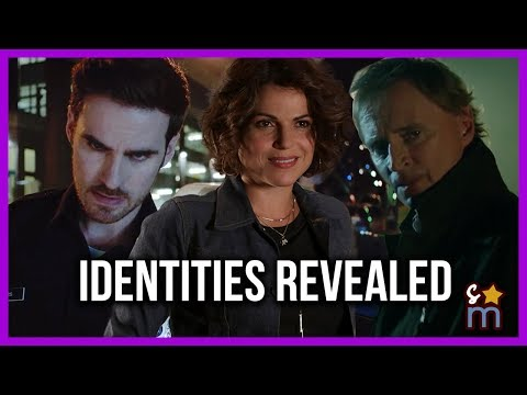 Regina, Hook & Rumples New Identities & New Once Upon a Time Season 7 Pics  | Lisas Cheat Sheet