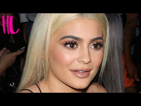 Kylie Jenner Still Feuding With Rob & Blac Chyna? - VIDEO