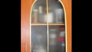 видео Двери из стекла: украшение дома