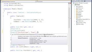 0408 ASP NET MVC 3 Fundamentals Models Remote Validation