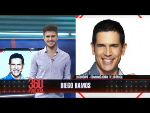 Diego Ramos sorprende a Facu Gambandé en #360yvosTV