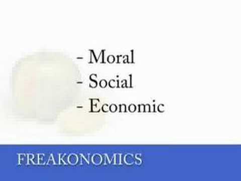 "Book Summary: ""Freakonomics part 1"" by Steven D. Levitt"