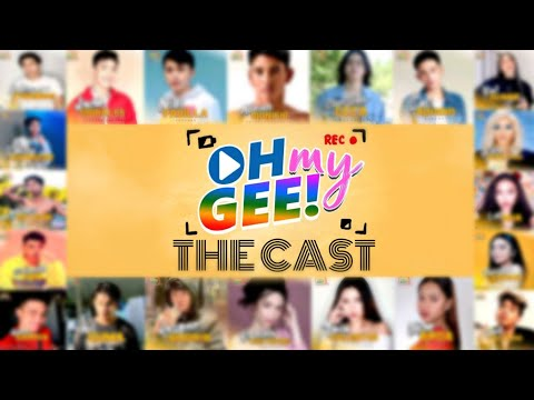 """""""Oh My Gee!"""" Official Cast Revealed - Upcoming Pinoy BL Series 
