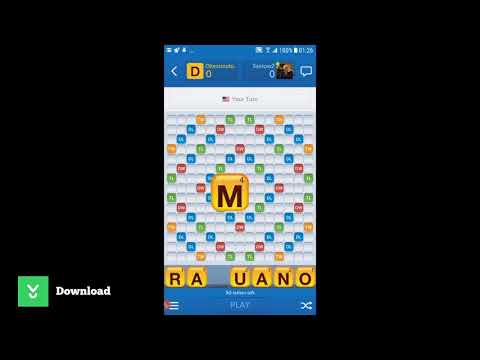 Words With Friends - A Popular Word Arranging Game For Android