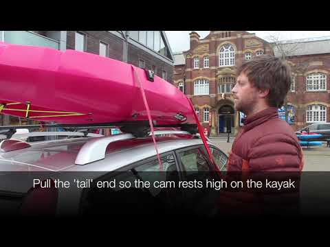 Kayak roof rack menards