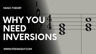 Why Beat Makers Need To Use Chord Inversions