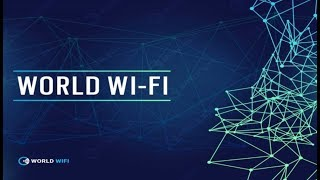 World Wi-Fi - бесплатная Wi-Fi сеть на блокчейне. Обзор ICO World Wi-Fi