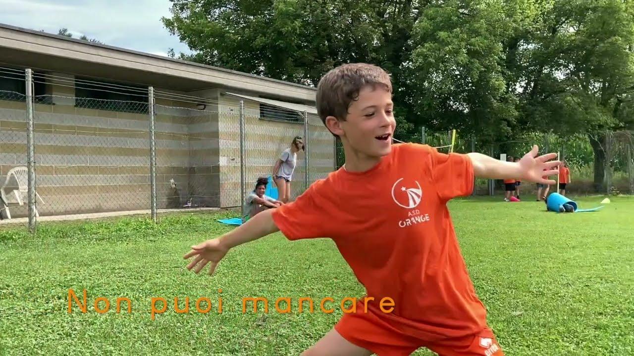 Orange Junior Camp, Iscrizioni aperte!