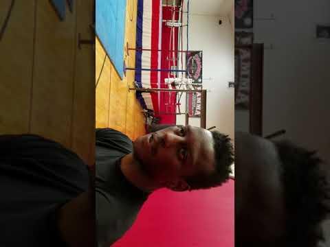 Vancouver boxer Virgil Green