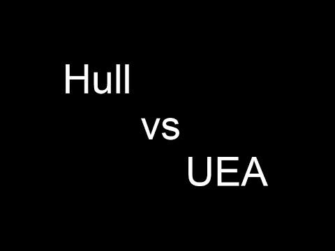 Ice Hockey Challenge game - Hull vs UEA