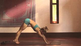Kino Yoga Sun Salutation A & B in Goa