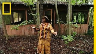 Gullah Geechee Storyteller Preserves a Painful Past | National Geographic