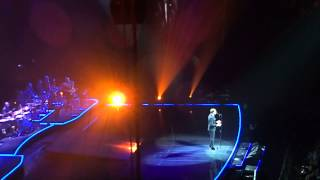 Michael Buble - Try a Little Tenderness Live in Bangkok [Jan 2015]