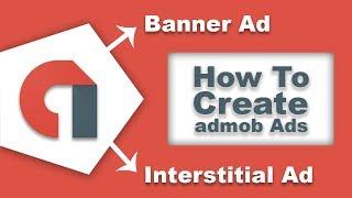 Admob Banner ve Geçiş Reklamı Oluşturma