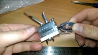 Термостат 184°С 1 фаза EGO 55.17039.030 для фритюрниц