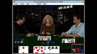 Quick Look: Multimedia Celebrity Poker (Video Game Video Review)