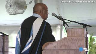 Rep. John Lewis to grads: Get into