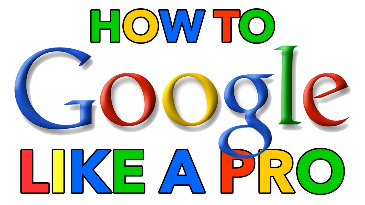 How To Google Like A Pro! Top 10 Google Search Tips & Tricks - YouTube