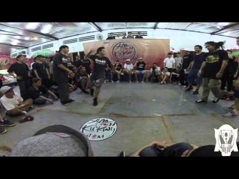 High Low vs Oman , CoundPig & Cheno | Top4 - Ass Kicking Jam 2016