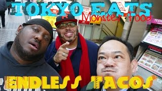 Tokyo Eats found out about the All You CAN EAT Taco Buffet at Tex M...