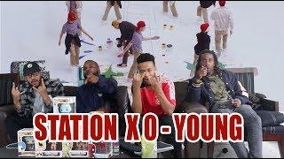 Station X 0  백현 Baekhyun 로꼬 - Young Reaction/Review