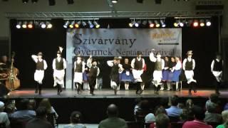 Dr. Pesovár Ernő AMI Kis Tücsök csoport: Bodrogközi táncok Thumbnail