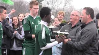 Berkshire Boys Soccer Team Wins NEPSAC Class A Championship