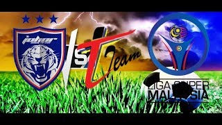 Video LIVE: JDT vs T team Liga super download MP3, 3GP, MP4, WEBM, AVI, FLV April 2018