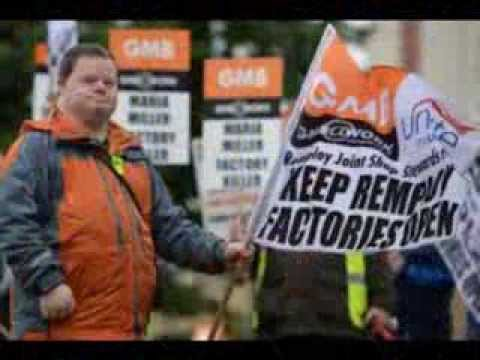 KPMG Role In Killing Remploy, 3000 disabled bullied, sacked Kevin Hepworth UNITE