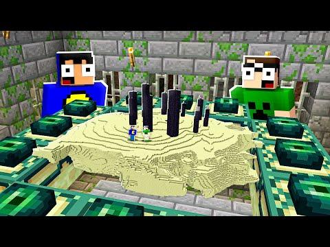 esse vídeo de minecraft vai explodir sua mente! 🤯