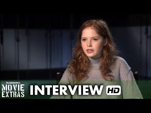 Pride and Prejudice and Zombies 2016 Behind the s   Ellie Bamber is 'Lydia Bennet'