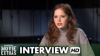 Pride and Prejudice and Zombies (2016) Behind the Scenes Interview - Ellie Bamber is 'Lydia Bennet'