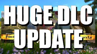 New Playable Characters, Tournaments, New Features & DLC Update | Kingdom Come Deliverance