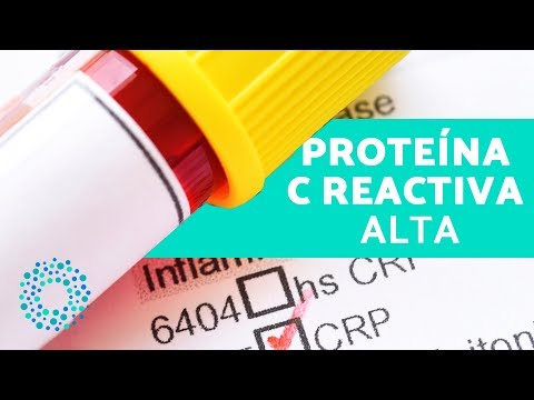 La que c provoca alta proteina reactiva